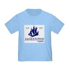 Jamestown Virginia T