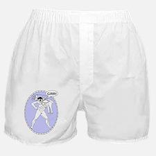 Macho Greek Boxer Shorts