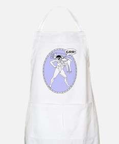 Macho Greek BBQ Apron