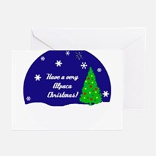 A Very Alpaca Christmas Greeting Cards (Pk of 10)