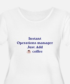 Operations Manager T-Shirt