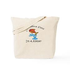 I'm A Keeper Grandma Tote Bag