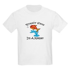 I'm A Keeper Poppy T-Shirt