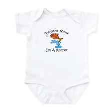 I'm A Keeper Poppa Infant Bodysuit