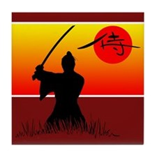 Samurai Spirit 2 Tile Coaster