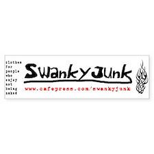SwankyJunk - Bumper Bumper Sticker