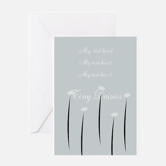 Cool Floral Gardener Greeting Card