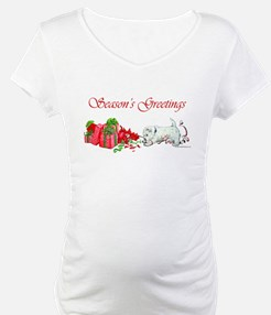 Westie Greetings Shirt