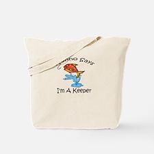 I'm A Keeper Nonno Tote Bag