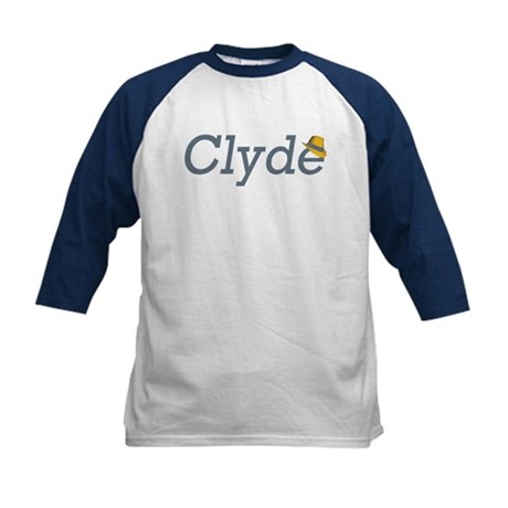 Clyde Kids Baseball Jersey