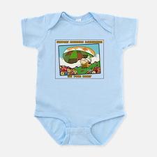 Eat Your Honey Infant Bodysuit
