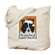 Australian Shepherd Do You Herd Tote Bag