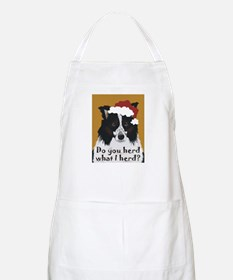 Australian Shepherd Do You Herd BBQ Apron