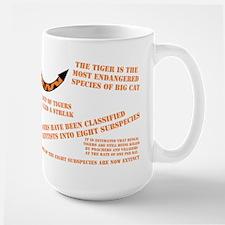 Tiger Facts Mug