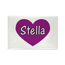 Stella Rectangle Magnet