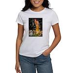 MidEve/Shih Tzu (P) Women's T-Shirt