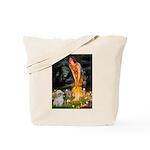 MidEve/Shih Tzu (P) Tote Bag