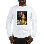 MidEve/Shih Tzu (P) Long Sleeve T-Shirt