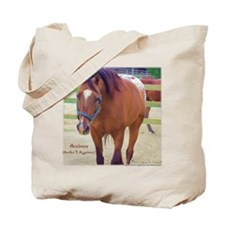 Appaloosa / Arabian Tote Bag