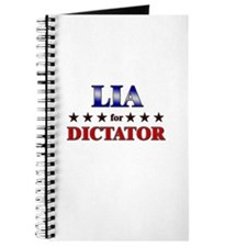LIA for dictator Journal
