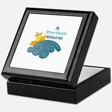 Perfect Storm Keepsake Box