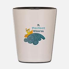 Perfect Storm Shot Glass