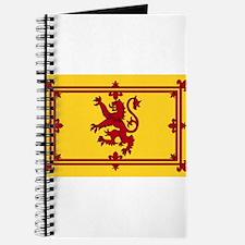 Cute Scotland lion Journal