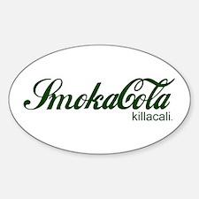 KillaCali Cola Oval Decal