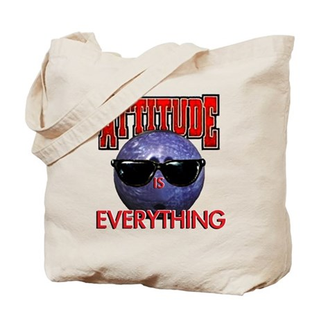 Attitude is Everything Tote Bag