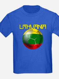 Lithuanian Football T
