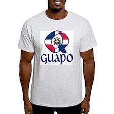 QGuapo_Dominican_bandera T-Shirt