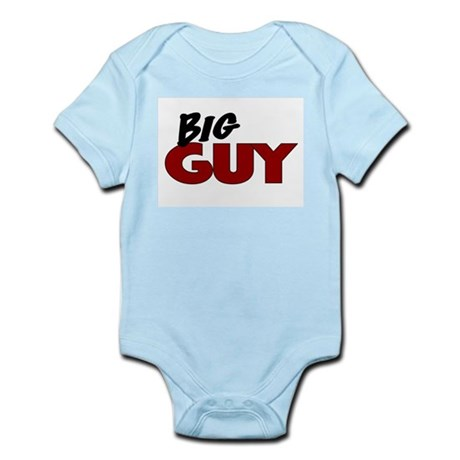 Big Guy Infant Bodysuit