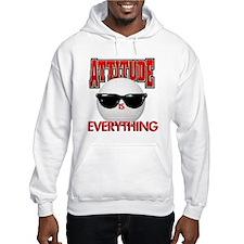 Attitude is Everything Hoodie Sweatshirt