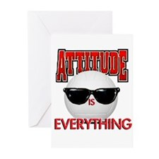 Attitude is Everything Greeting Cards (Pk of 20)