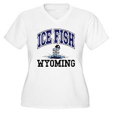 Ice Fish Wyoming T-Shirt