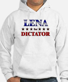 LENA for dictator Hoodie Sweatshirt
