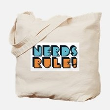 Nerds Rule! Tote Bag