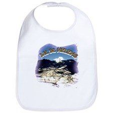 Mount St. Helens Up Close  Bib