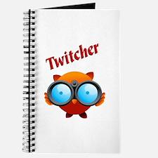 Twitcher Journal