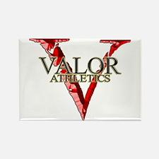 VALOR ATHLETICS Original Rectangle Magnet (10 pack