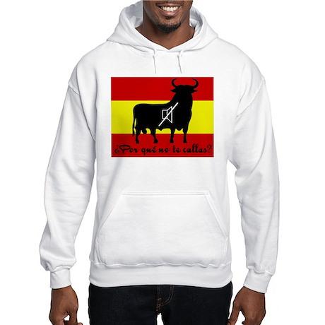 Sudadera capucha toro españa
