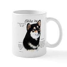 Shiba Inu (blk/tan) Mug