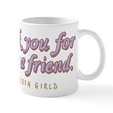 Goldengirlstv Small Mugs (11 oz)