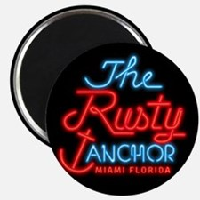 Golden Girls Rusty Anchor Magnets