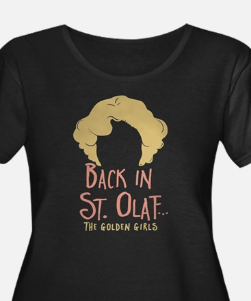 Back In St Olaf Plus Size T-Shirt