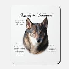 Swedish Vallhund Mousepad