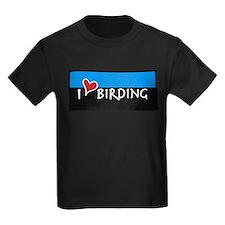I Love Birding T