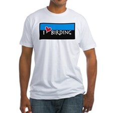 I Love Birding Shirt