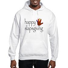 Happy Slapsgiving Jumper Hoody