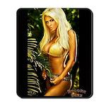 Brooke Banx mousepad